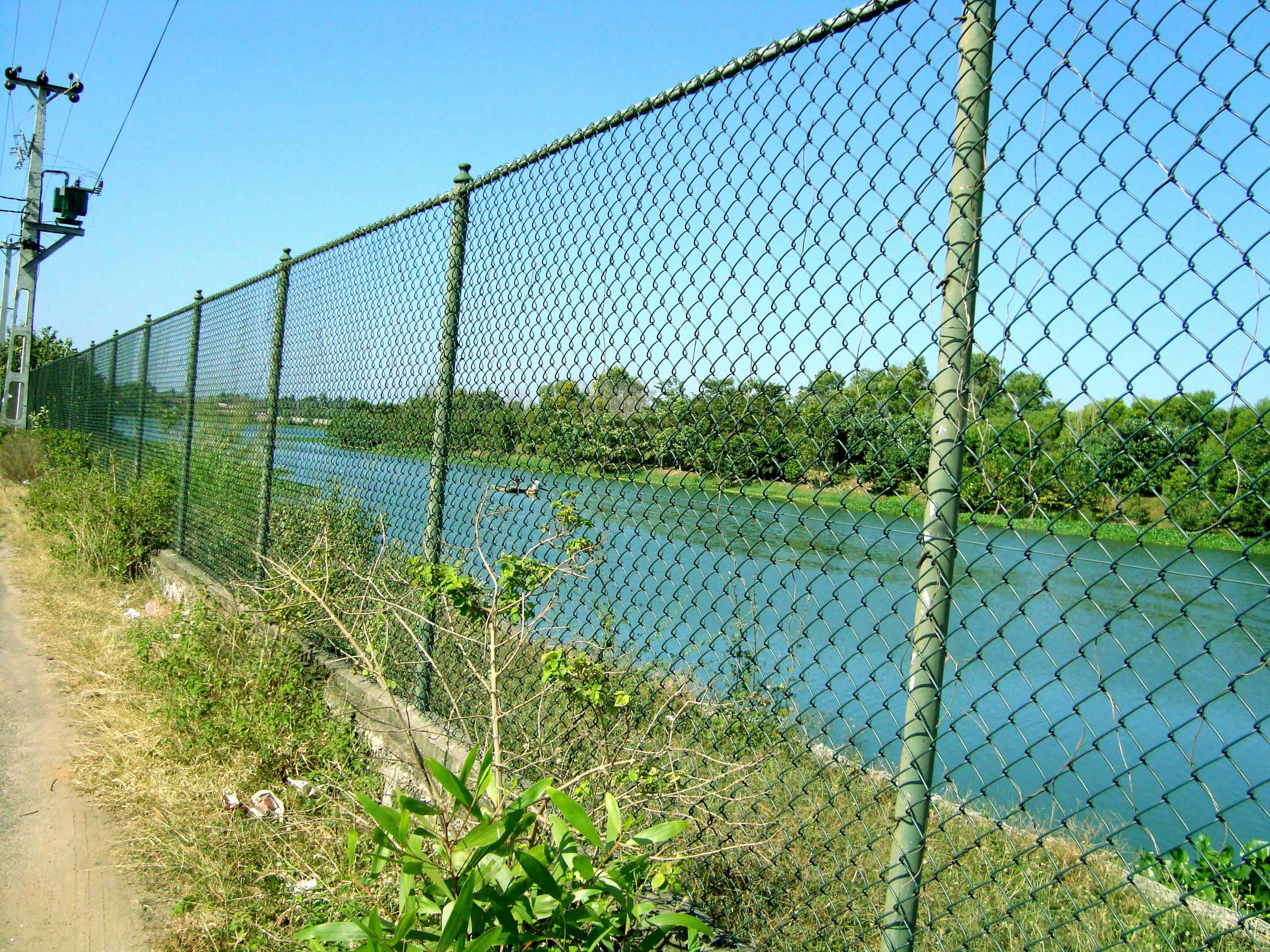 Rebco Fence Links | Reb Mech